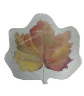 "16"" Maple Leaf Painted foil Balloon"
