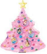 "36"" Disney Princess Christmas Tree"