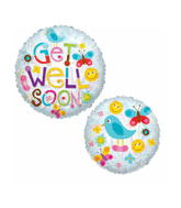 "24"" Get Well Elements Clear View"