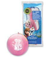 "14"" 1 Count Punch Ball Frozen Fever"