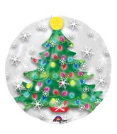 "24"" Christmas Tree Balloon"