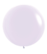 "24"" Betallatex Pastel Matte Lilac Latex Balloons (10CT)"