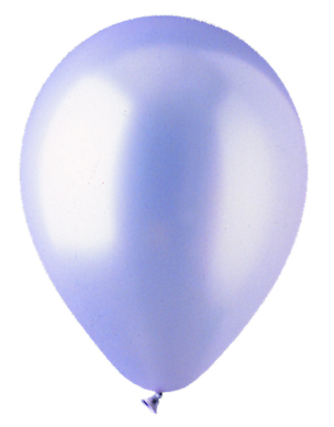 "9"" Pearl Lilac Latex (100 Per Bag)"