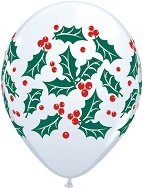 "11"" Holly & Berries (50Count)"