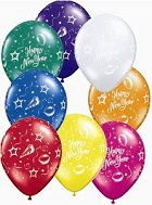 "11"" New Year Party Jewel Assortment  (50 Count)"