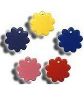 8-10 Gram  Assorted Flower Weights 100 Pack