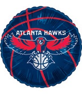 "18"" NBA Basketball Atlanta Hawks"