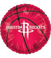 "18"" NBA Basketball Houston Rockets"
