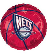 "18"" NBA Basketball New Jersey Nets"