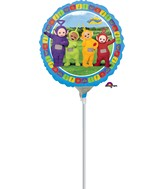 "9"" Airfill Only Teletubbies Balloon"