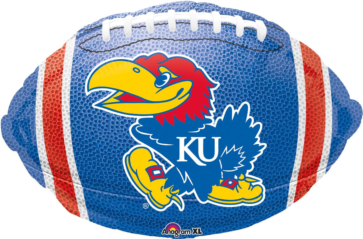 "17"" University of Kansas Balloon Collegiate"