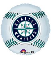 "18"" MLB Seattle Mariners  Baseball"