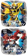 "18"" Transformers Animated Birthday Balloon"
