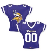 "24"" Balloon Minnesota Vikings Jersey"