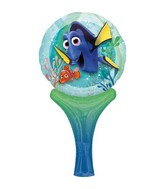 "12"" Airfill Only Finding Dory Inflate A Fun Balloon Packaged"