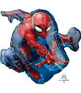 "29"" Spider-Man Balloon"