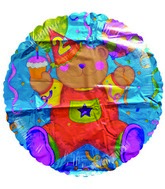 "18"" Baby Bear 2 Balloon"