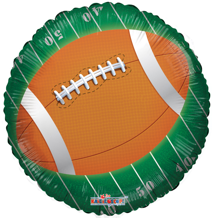 "18"" Football  Balloon Balloon"