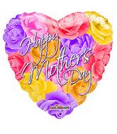 "36"" Mother's Day Many Roses Balloon"