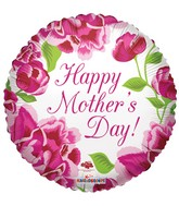 "36"" Happy Mother's Day Classic Roses Balloon"