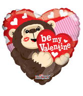"36"" Be My Valentine Gorilla"