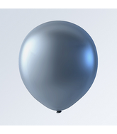 "9"" Creative Brand Silver Latex Balloons (144 Per Bag)"