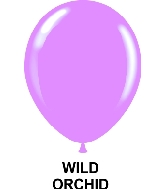 "11"" Fashion Party Style Latex Balloons (100 CT) Wild Orchid"