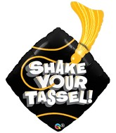 "37"" Shake Your Tassel! Balloon"