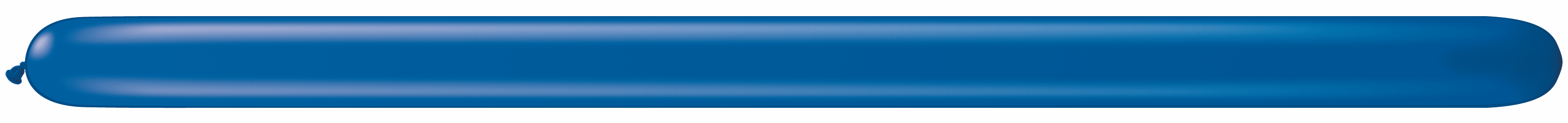 160Q Jewel Sapphire Blue Entertainer Balloons (100 Count)