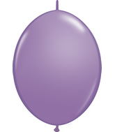"06"" Qualatex Latex Quicklink Spring Lilac 50 Count"