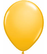 "9""  Qualatex Latex Balloons  GOLDENROD      100CT"