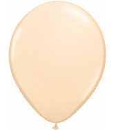 "5""  Qualatex Latex Balloons  BLUSH          100CT"