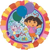 Dora the Explorer Balloons
