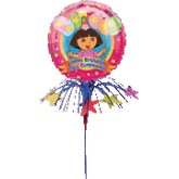 Dora the Explorer Birthday (balloon only)