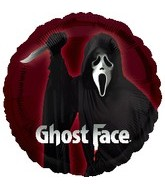 "18"" Scream Movie Ghost Face Knife"