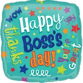 "18"" Boss's Day Messages"