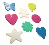 8-10 Gram Assorted Pastel Weights 100 Pack