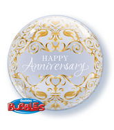 "22"" Single Bubble Anniversary Classic"