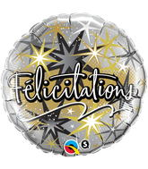 "18"" Felicitations Eclats (French)"